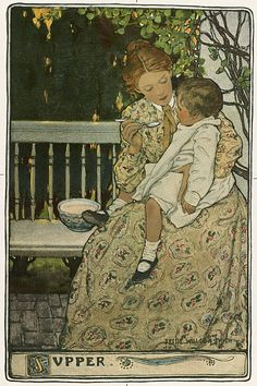 Jessie Willcox Smith - (September 6, 1863 – May 3, 1935)