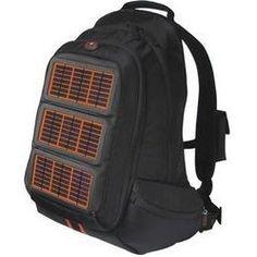 [하우올린][Voltaic] Solar Panel Backpack 24