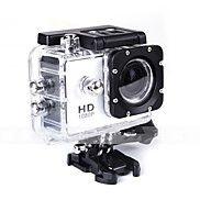 SJ4000 Sports Action Camera 12MP 4000 x 3000 Waterproof / 1080P / Anti-Shock 1.5 CMOS 32 GB 30 MUniversal / Diving