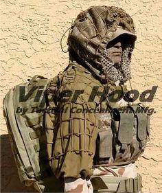 ORIGINAL Viper (ghillie suit foundation)
