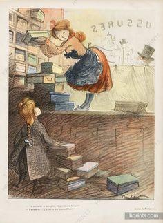 Poulbot 1904 Children, Merchant Shoe