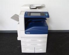 Digitaler Laserdrucker Xerox WorkCentre 7535 - Digitale Laserdrucker Xerox und Samsung - Karner & Dechow - Auktionen Samsung, Keurig, Washing Machine, Coffee Maker, Kitchen Appliances, Laser Printer, Auction, Coffee Maker Machine, Diy Kitchen Appliances