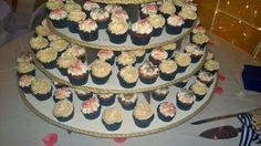 Anchor Wedding Cupcakes