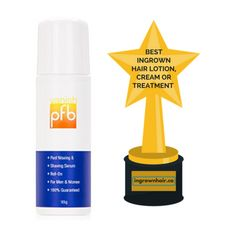 """""""PFB VANISH is a unique, cosmetically elegant roll-on gel formulated to aid in the relief of ingrown hairs, razor burn/bumps. Ingrown Hair Armpit, Ingrown Hair Serum, Prevent Ingrown Hairs, Skin Care Regimen, Skin Care Tips, Ingrown Hair Solution, Armpits Smell, Hair Scrub, Hair Lotion"""