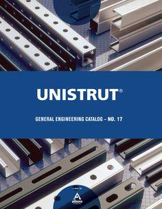 Unistrut Catalog Download - FREE PDF Unistrut Number 17 (#17) General Engineering Catalog