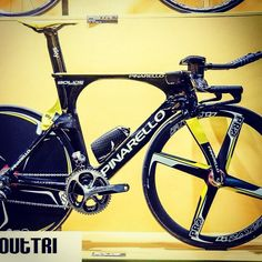 New Tri bike