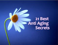 Antiageing Tips