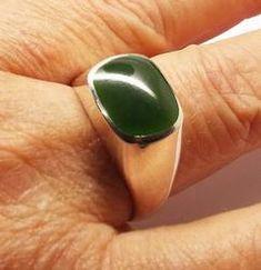 Silver Jewellery, Sterling Silver Jewelry, Jade Earrings, New Zealand, Gemstone Rings, Gifts, Men, Maori, Favors