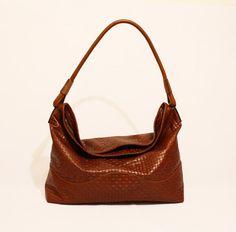 The Hobo Bag  Medium Brown  www.etsy.com/shop/pierrelaborde
