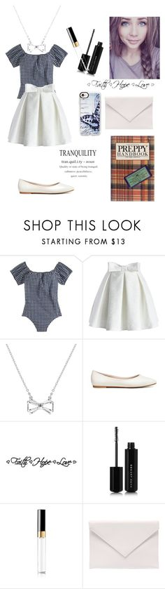 """""""✨Rebecca✨"""" by princess-maggi-lou ❤ liked on Polyvore featuring J.Crew, Chicwish, Ted Baker, Miu Miu, Marc Jacobs, Chanel, Verali, Casetify, modern and preppy"""