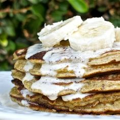 Almond Butter Pancakes. Paleo and GAPS diet friendly!