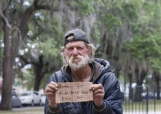 Everything You Think You Know About Panhandlers Is Wrong