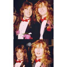 David Ellefson  Dave Mustaine  Megadeth