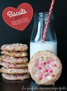 Parce que pour moi toutes les raisons sont bonnes pour cuisiner des biscuits, je profite de la St-Valentin pour vous partager probablement ma recette de biscuits préférés de tous les temps! Habituellement, je les cuisine dans le temps des fêtes avec des cannes de Noël mais je vous rassure tout de suite, cette recette peut […]
