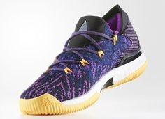 sale retailer 55758 89bf3 Adidas Crazylight Boost Swaggy P Lakers Medial BB8175 Puma Platform,  Platform Sneakers, Basketball Shoes