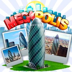 Megapolis is an city building game. It has been developed by Social Quantum for iOS & Android platforms. Manage finances of your own city & design and develop primary infrastructure. The trade materials & build alliances with neighbors. Now challenge your friends to create the most successful city. There're more than 500 buildings & sites, 100s of construction materials & you can expand your city both on land & over the sea.
