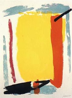 jose Guerrero Abstract Expressionism, Cool Stuff, Illustration, Outdoor Decor, Artwork, Inspiration, Image, Paintings, Design