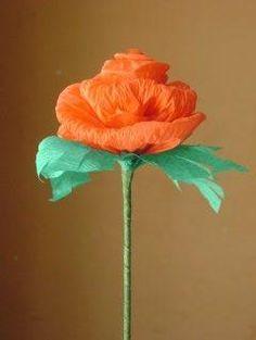 Rosas decorativas para el Dia de la Madre - Manualidades MamaFlor