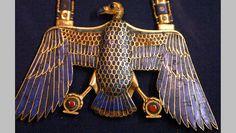 *TREASURES of TUTANKHAMUN ~ Egyptian Museum Cario, Egypt.