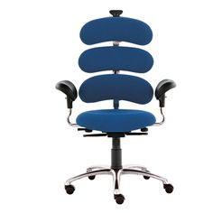 Roberto Lucci designed office chair (Lamm A4000)