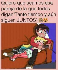 Amor Quotes, Words Quotes, Love Phrases, Love Words, Love In Spanish, Starco, Marriage Life, Romantic Love Quotes, Star Vs The Forces Of Evil