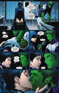Oh Snap! Raven & Beast Boy -Teen Titans!