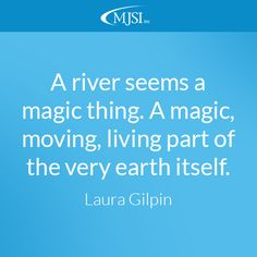#River #Magic #Earth #ConserveWater