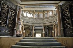Image result for ancient alexandria decor