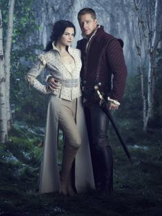 Once Upon A Time - EW Photoshoot