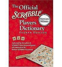 The Official Scrabble Players Dictionary #dictionary #players #scrabble #official