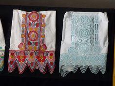 Caps - hand embroidery Slovakia / Krakovany