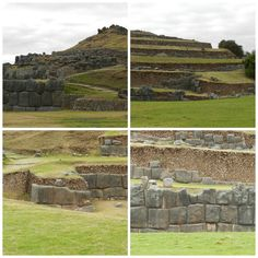 Saqsayhuamán, Cusco, Peru
