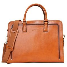New Trending Briefcases amp; Laptop Bags: Banuce Womens Full Grains Leather Briefcase Messenger Satchel Bag 14 Laptop Cas. Banuce Women's Full Grains Leather Briefcase Messenger Satchel Bag 14 Laptop Cas  Special Offer: $162.90  444 Reviews OVERVIEW: This briefcase made of Italian vegetable tanned leather. It is easy to get scratching and might get scar or fleck on surface, those are the natural...