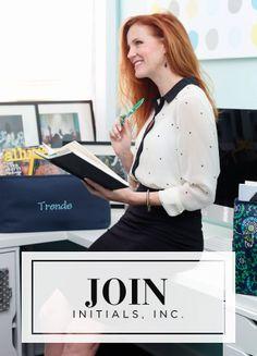 Earn money while having fun! | Initials, Inc. Join Initials, Inc.!!  www.myinitials-inc.com/17568