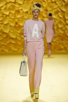 Madrid Fashion Week 2015: Agatha Ruiz de la Prada