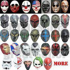 Find great deals for Máscara de vários Cs Total Proteção Facial Airsoft Paintball Cosplay Ao Ar Livre Templários. Shop with confidence on eBay!