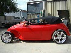 What A Pt Cruiser Shoulda Been Vw Beetle Convertible Beetles Custom Cars