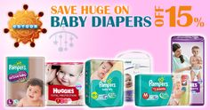 Get Discount Upto 15% on Diapers!!! Shop Now @ https://www.estoor.com/Baby-and-Mother…/…/diapering-bmc7031…