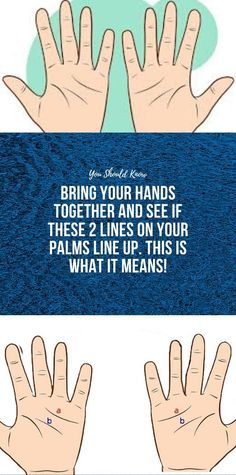 Bring your hands together and see if these 2 lines are in a row on your palms. THAT MEANS IT! Yoga Beginners, Yoga Routine, Pcos, Fitness Inspiration, Motivation Inspiration, Palm Lines, Diet Plans For Men, Hand Care, Foot Care