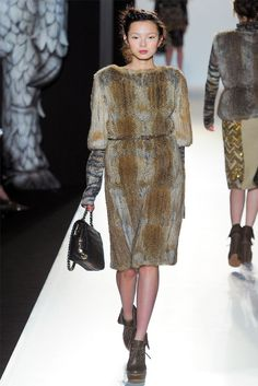 Mulberry fall 2012 in London
