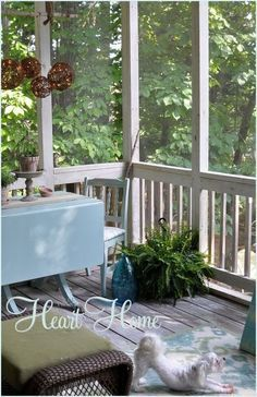 Giving Pressure Treated Wood A White Washed Look Home Maintenance Repairs Painting Porches