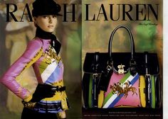 Ralph Lauren Collection Ad Campaign Spring/Summer 2008 Shot #9