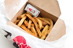 How to Get Your #Leftover French #Fries Perfectly Crispy Again!! // wishfulchef.com #Recipe