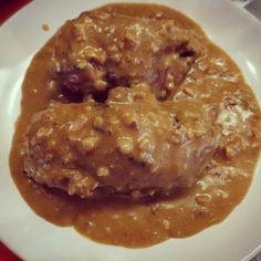 Patridge in walnut sauce. Miracolo at Gray's Inn Road
