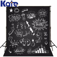 Find More Background Information about Kate 10x20FT Blackboard Photography Backdrop For Photo Black And White Graffiti Cotton Wasahabke Backgrouunds For Photo Studio,High Quality Background from Marry wang on Aliexpress.com