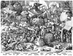 Pride - Pieter Bruegel the Elder