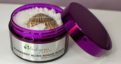 Indigena Skincare Blueberry Bliss Sugar Scrub - A Few of My Favorite Things Gift Guide Part2