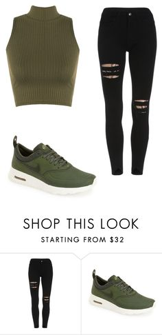 Family day out by brooke-elliott-1 on Polyvore featuring moda, WearAll and NIKE