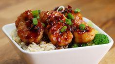 Make This Honey Garlic Shrimp Stir-Fry For The Ultimate Weeknight Dinner