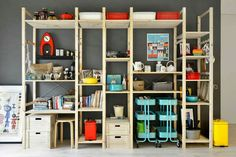 Idea of Ikea ivar